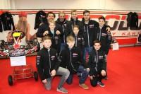 TR Motorsport auf der Kartmesse